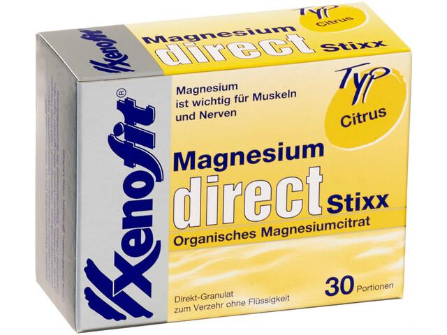 Xenofit Magnesium Direct Stixx Granulé 30x1,66g, Lemon